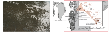New project will use Greenland Ice Sheet surface as model ecosystem for microbial macroecology